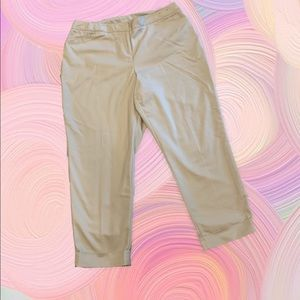 LANE BRYANT Pants S: 16 Light tan